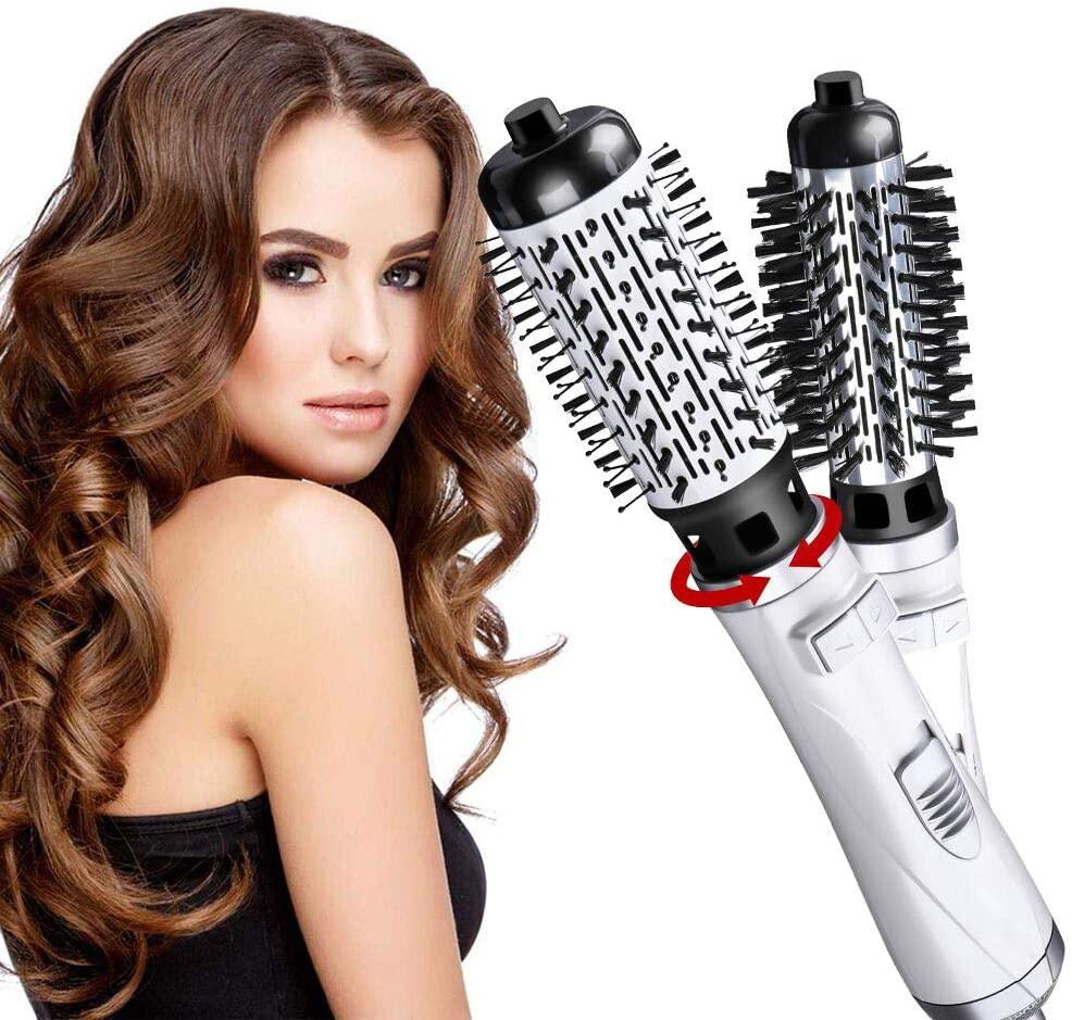 Brosse Soufflante Rotative, 3 In 1 Hair Dryer Brush